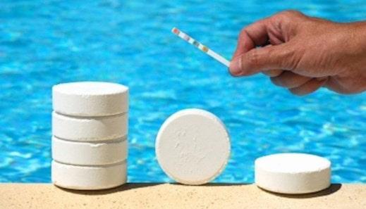 eliminar las cucarachas de agua de la piscina